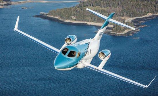 Honda Aircraft Company разкри първите подробности за новия си самолет HondaJet