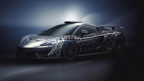 McLAREN разпространи информация за нова лимитирана серия суперспортен автомобил, който доближава максимално близко