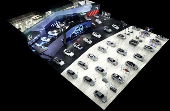 Автомобилното подразделение Mercedes-Benz Cars на гиганта Daimler обяви, че по време