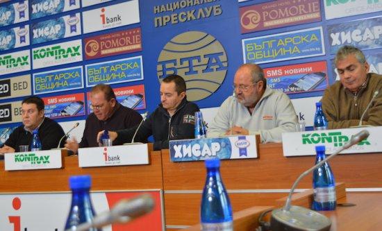 Журито на конкурса Автомобил на годината на България обяви имената на