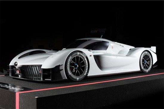 Toyota и Gazoo Racing показаха нетипичен за марката спортен концепт по