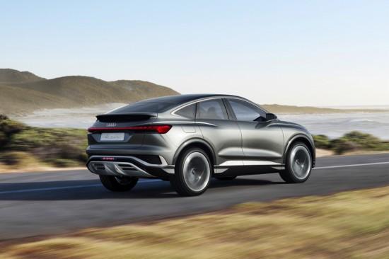 След като през март миналата година Audi представи концепцията по време