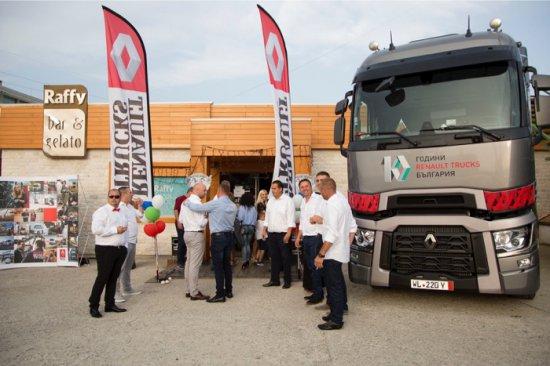 Българското представителство печели три пъти поред наградата за най-добри пазарни резултати в