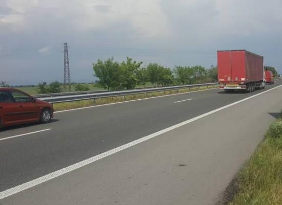 """54 067 превозни средства са преброили трафик камерите на АМ """"Тракия"""""""