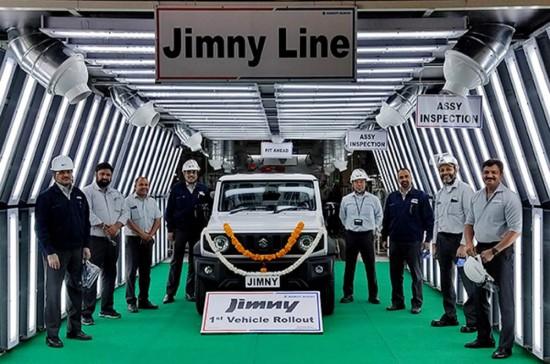 Индийското подразделение на Suzuki Motor Corporation- Maruti Suzuki India, обяви, че