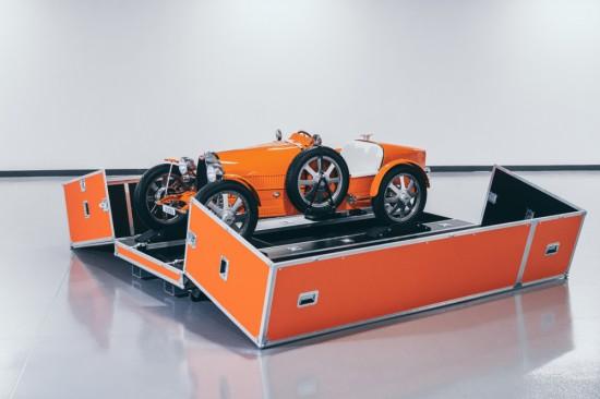 """The Little Car Company"" и Bugatti ""родиха"" второто ""бебе"" на Bugatti."