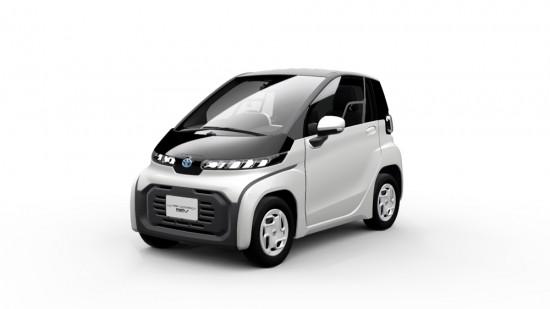 Toyota Motor Corporation обяви, че по време на международното изложение в