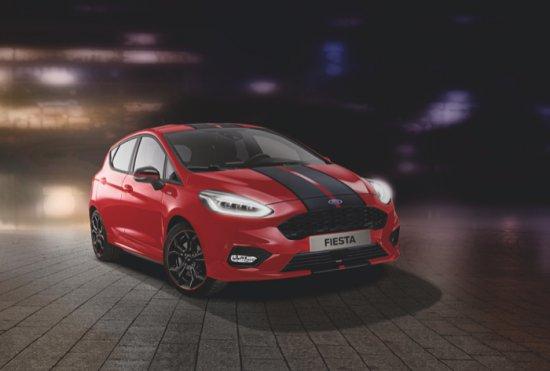 Ford анонсира, че разширява модификационната гама на хитовата си Fiesta с лансирането