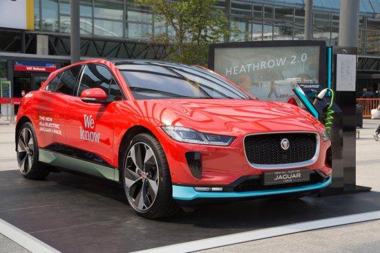 Jaguar обяви, че управата на летището Хийтроу ще добави до 200