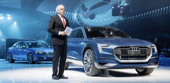 Немските автопроизводители Mercedes-Benz, Audi и BMW решиха също да се присъединят