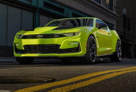 В началото на следващата година Chevrolet ще стартира предлагането на ново впечатляващо