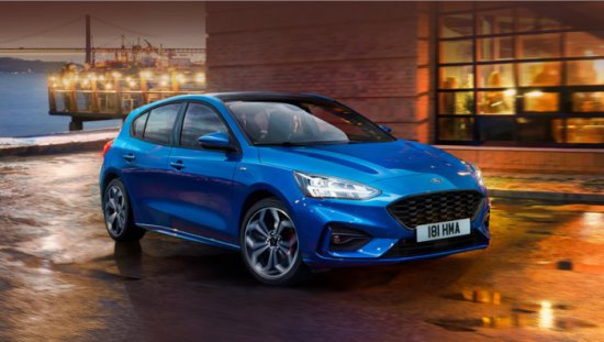 Снимка: Новият Ford Focus ST ще е с механична или автоматична кутия по избор на клиента