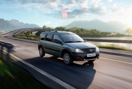 Lada разпространи подробности за нова специална версия на модификацията Largus Cross, наречена