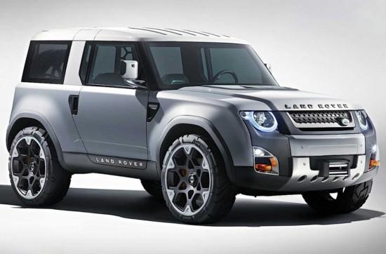 Снимка: Идва ли бюджетен Land Rover?