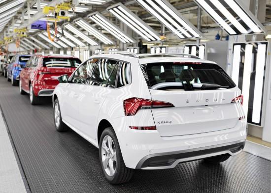 SKODA Auto обяви, че компанията е произвела свой SUV автомобил с