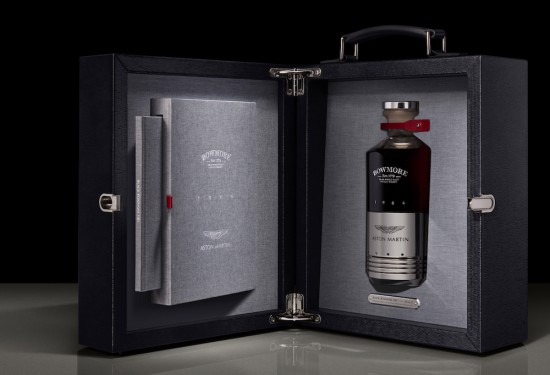 Bowmore® Islay Single Malt Scotch Whisky и Aston Martin разкриха подробности