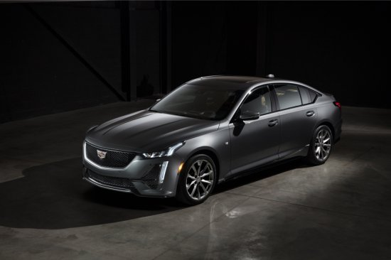Cadillac анонсира, че по време на международното изложение в Ню Йорк