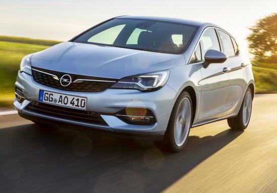Opel разкри подробности за обновената версия на Astra, която в резултат