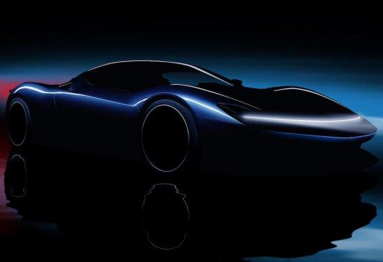 Automobili Pininfarina анонсира, че първата в историята на компанията кола- луксозен суперспортен