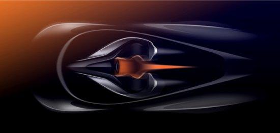 McLaren Automotive потвърди официално, че изцяло новият триместен модел на марката