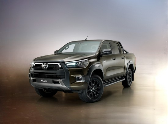 Само преди няколко дни Toyota сподели, че новата версия на пикапа