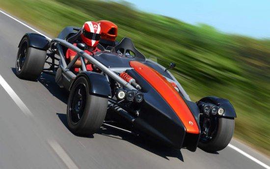 Днес английският производител на екзотичната спортна Atom- Ariel Motor Company, разкри първите