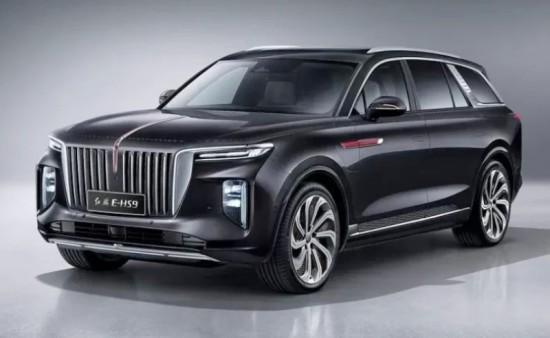 Този напълно електрически автомобил в стил Rolls-Royse предлага изобилие от екрани