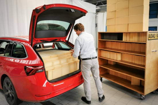 Колко багаж се побира в колата? Експертите на ADAC са измерили