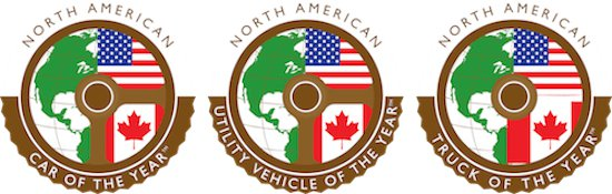 Журито на конкурса NACTOY (North American Car, Utility and Truck of