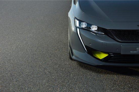 Peugeot анонсира, че по време на международното зиложение в Женева ще представи