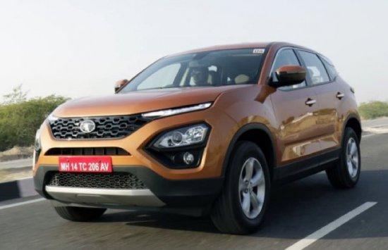 Снимка: Tata Motors се връще в Европа с модела Harrier? - видео