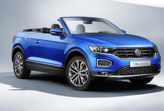 Снимка: Volkswagen стартира производството на T-Roc Cabriolet