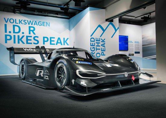 Volkswagen разкри първите подробности за изцяло новата си електрическа състезателна кола I.D.