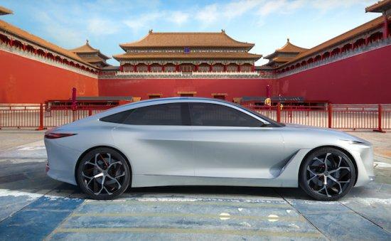 Марката INFINITI, която е част от автомобилния гигант Nissan Motor, обяви,