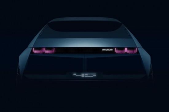 Hyundai Motor разкри първото изображение на изцяло нова концептуална разработка, която компанията
