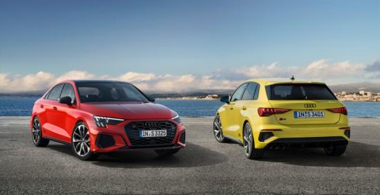 Днес Audi разпространи първата официална информация и снимки на новите си компактни