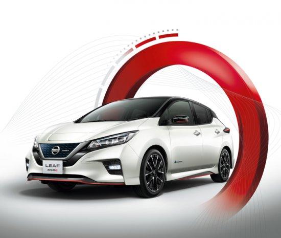 Най-продаваната електрическа кола в света- Nissan LEAF, премина през специалната програма за