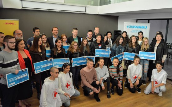 Тазгодишното издание на благотворителната инициатива на Мото Пфое приключи с рекордни за