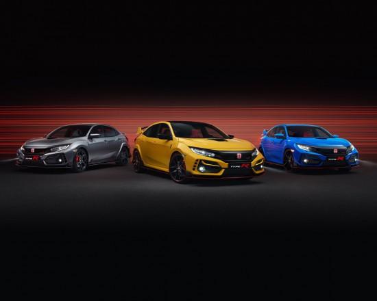 Honda обяви, че разширява портфолиото на емблемата си Civic Type R