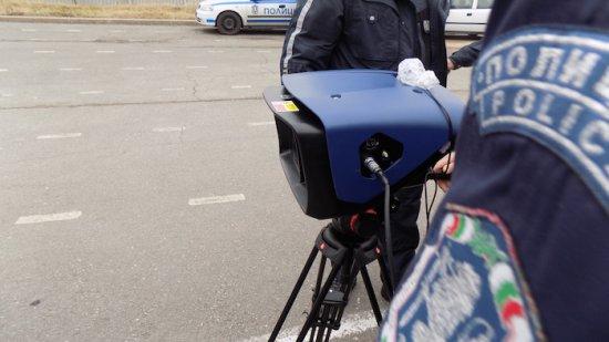 Рекорден брой проверки са извършени вчера от екипите на полицая в