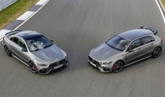 Спортното подразделение на Mercedes-Benz - Mercedes-AMG, разпространи информация за новите топ предложения