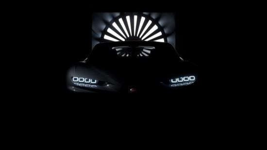 Днес Bugatti обяви, че утре ще се състои премиерата на ново
