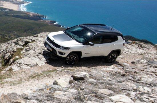 Марката Jeep се представя с най-новия си модел Jeep Compass на