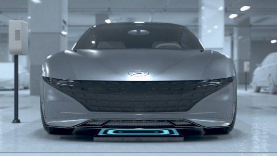 Снимка: Поглед в бъдещето на Hyundai Motor