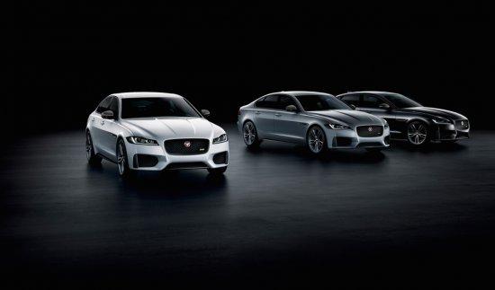 Източник: Jaguar представи специално издание на гамата седани XF за моделна
