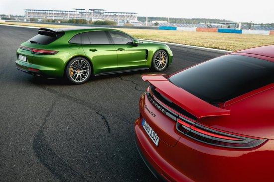 Porsche разшири модификационното портфолио на модела Panamera, в това число и