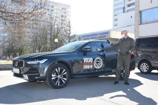 Едни от най-натоварените болници в България ще получат безвъзмездна подкрепа Шведската автомобилна