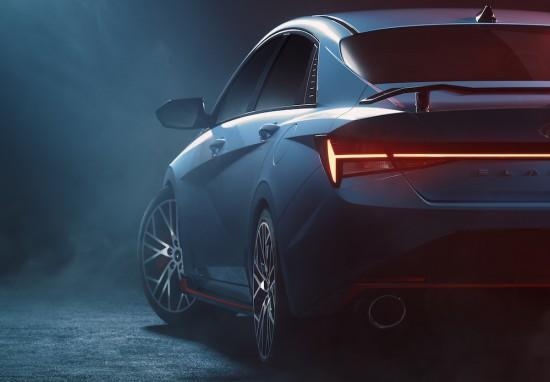 Североамериканското подразделение на Hyundai разпространи първите изображения на новото попълнение в спортното