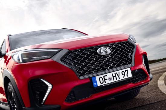 Новият Hyundai Tucson се превърна в първото SUV предложение на марката,