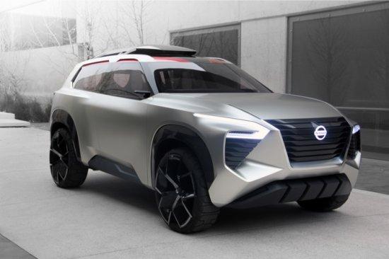 Nissan представя впечатляващата концептуална разработка Xmotion по време на международното изложение в